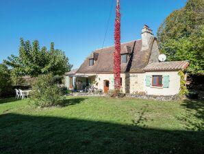 Ferienhaus STE-ALVÈRE FR-24510-17