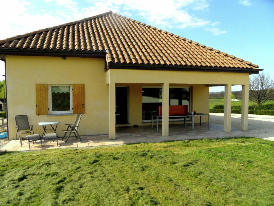 Außenaufnahme Residence Le Perrot