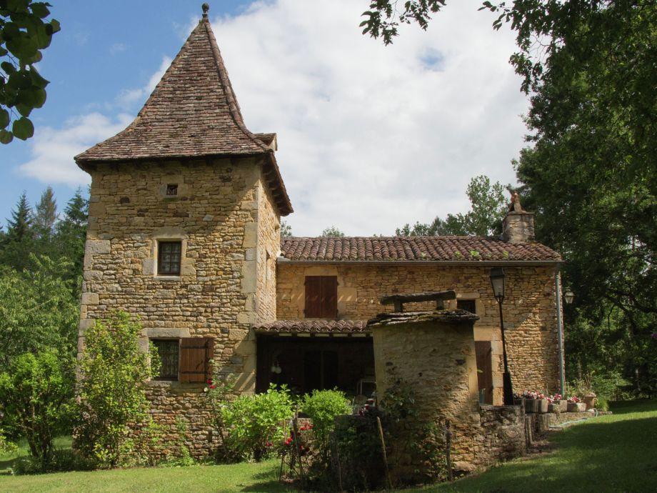 Außenaufnahme Maison de vacances - VILLEFRANCHE-DU-PERIGORD