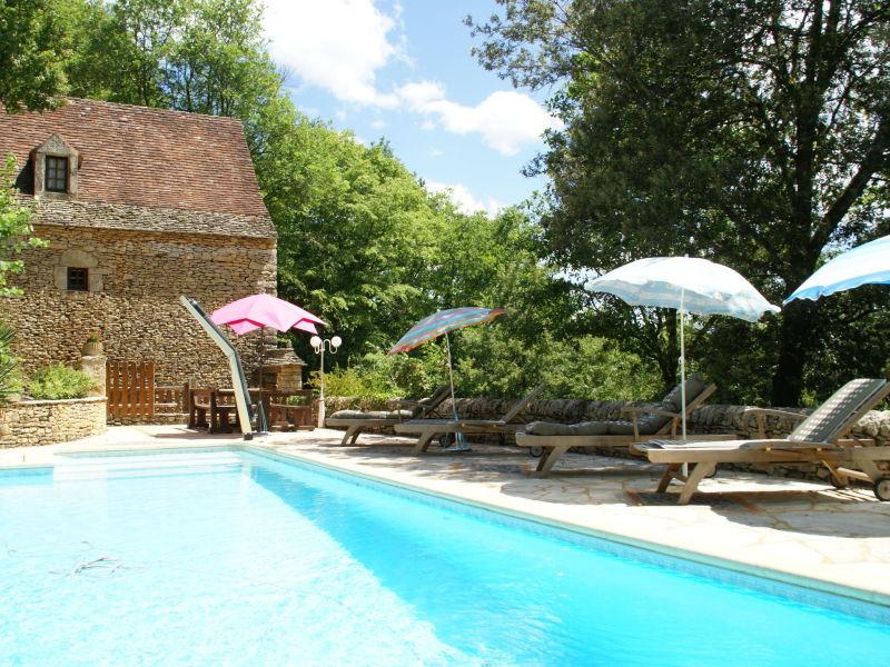 Ferienhaus Maison de vacances Besse Micouleaud