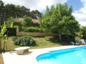 Ferienhaus Maison de vacances Loubejac
