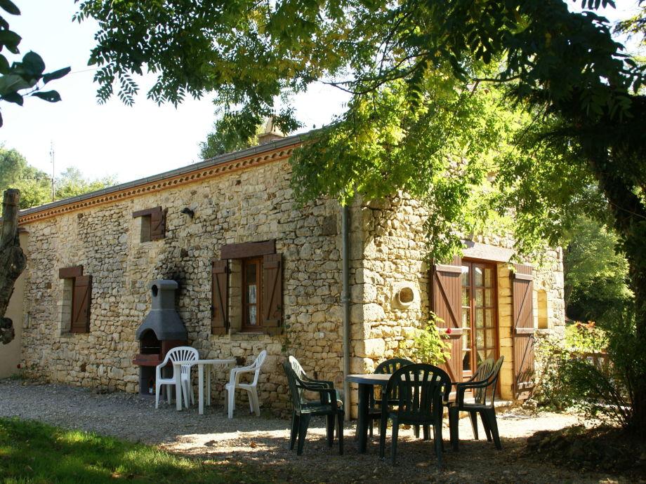 Außenaufnahme Maison de vacances - PRATS-DU-PERIGORD