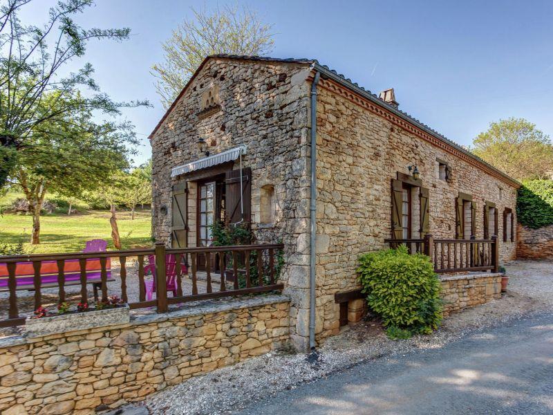 Ferienhaus Maison de vacances Prats du Périgord Le Pastural
