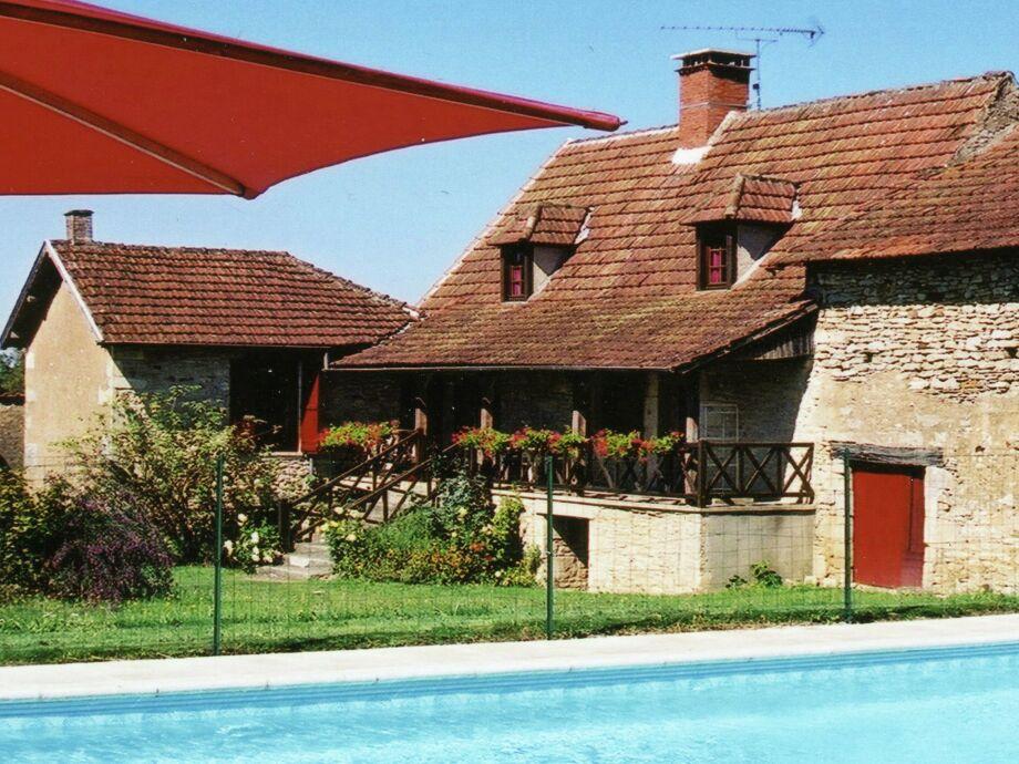 Außenaufnahme Maison de vacances - BESSE