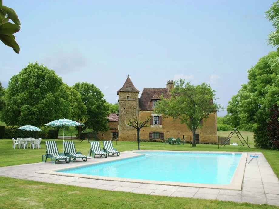 Außenaufnahme Maison de vacances Besse les Vitarelles 6 p