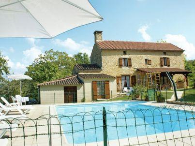 Maison de vacances Villefranche du Périgord Bonnet