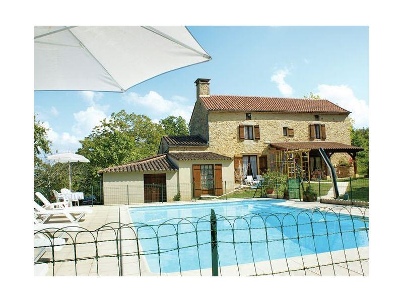 Ferienhaus Maison de vacances Villefranche du Périgord Bonnet