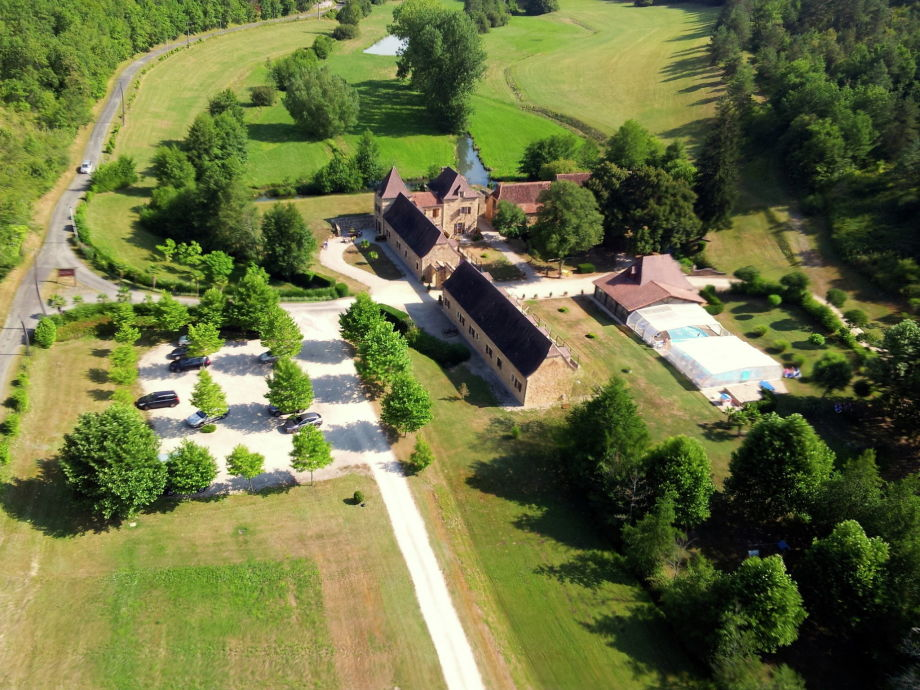 Außenaufnahme Le Dordogne