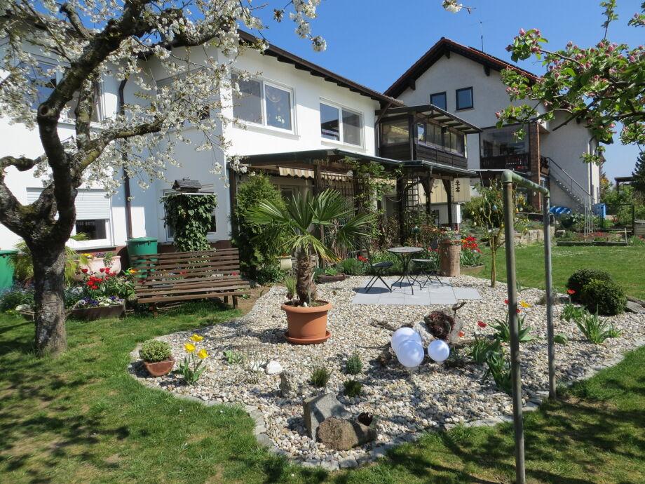 Haus und Garten Südseite