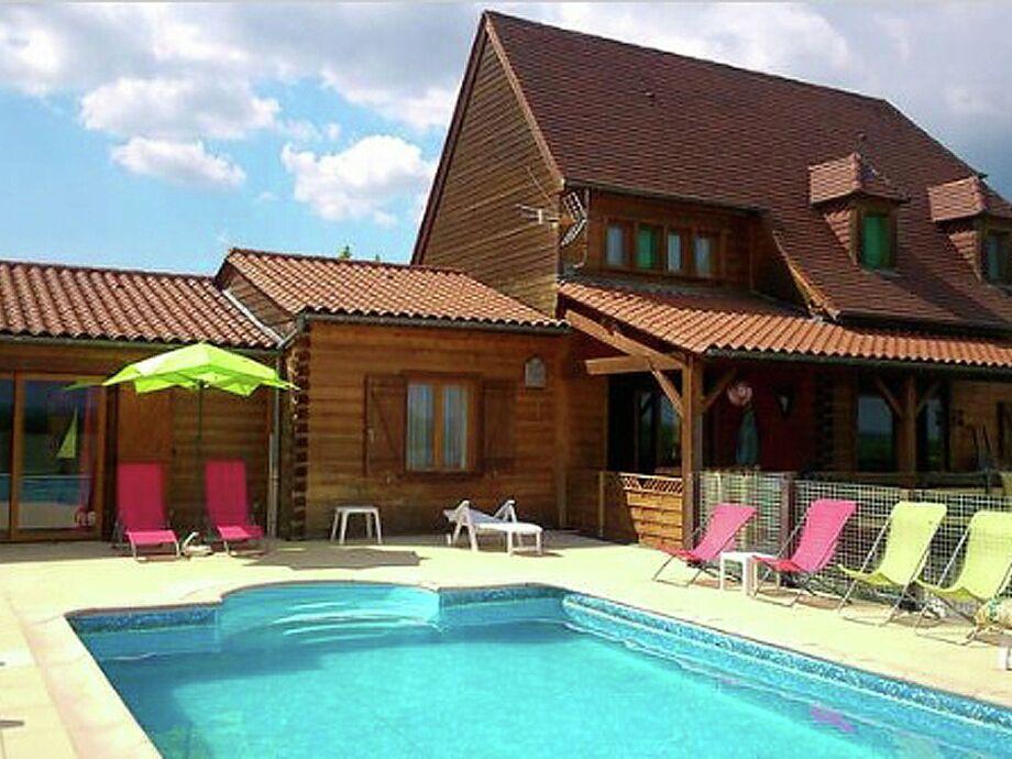 Außenaufnahme Maison de vacances - PLAZAC