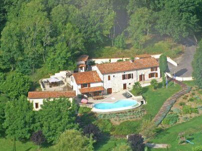 Maison de vacances - RIBÉRAC