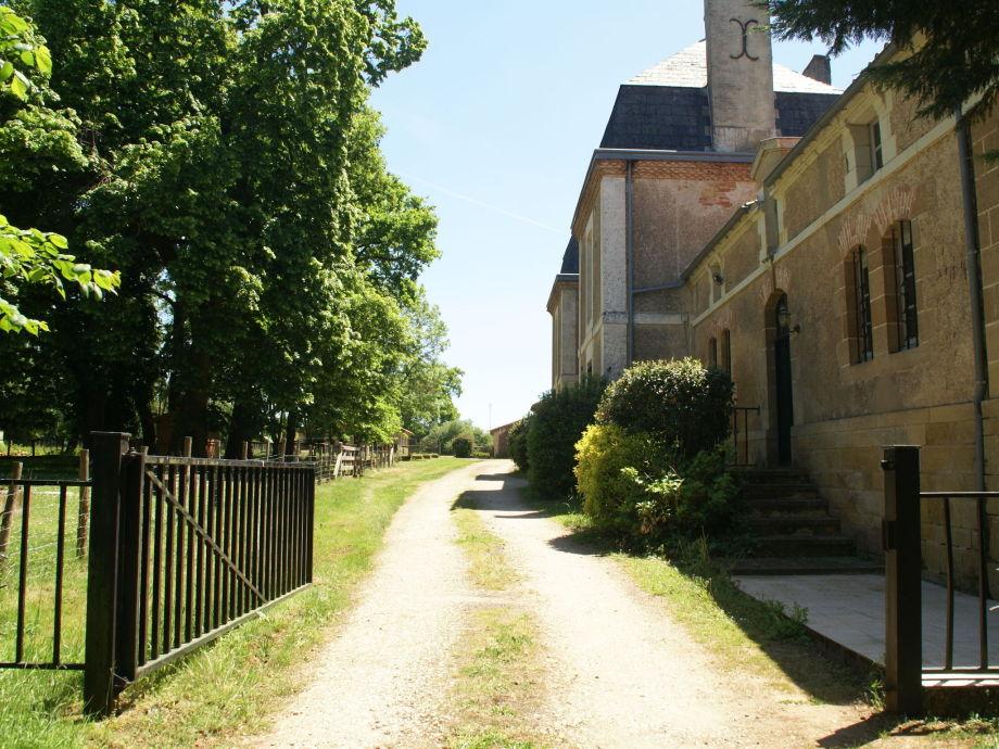 Außenaufnahme Maison de vacances - PRESSAC