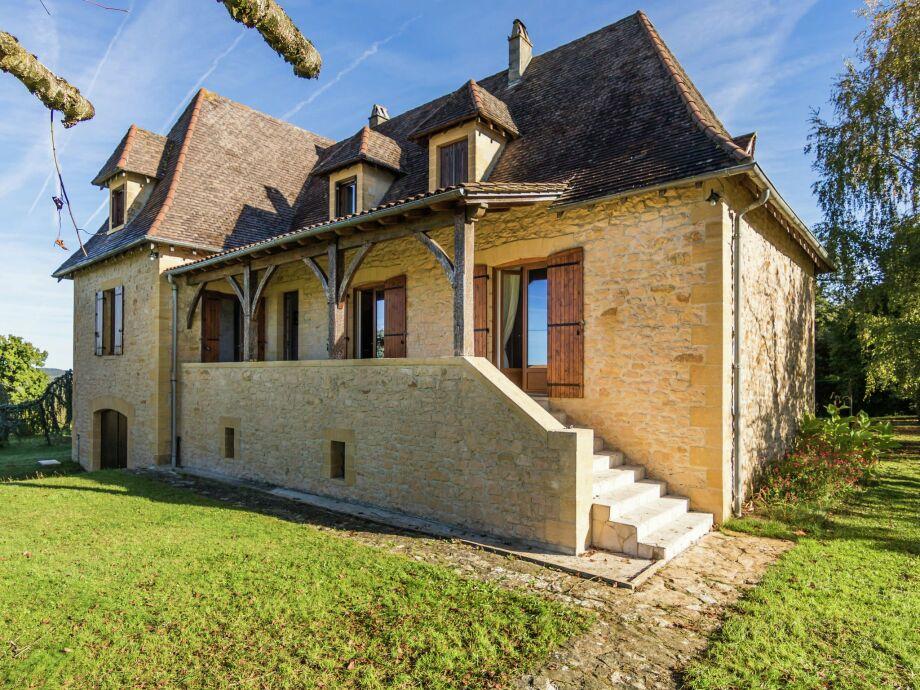 Außenaufnahme Maison de vacances - MARQUAY
