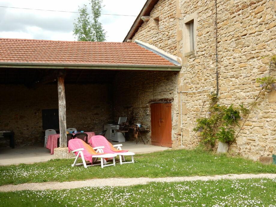 Außenaufnahme Maison de vacances - TERSANNE