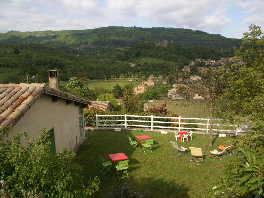 Außenaufnahme Maison de vacances - BOURDEAUX