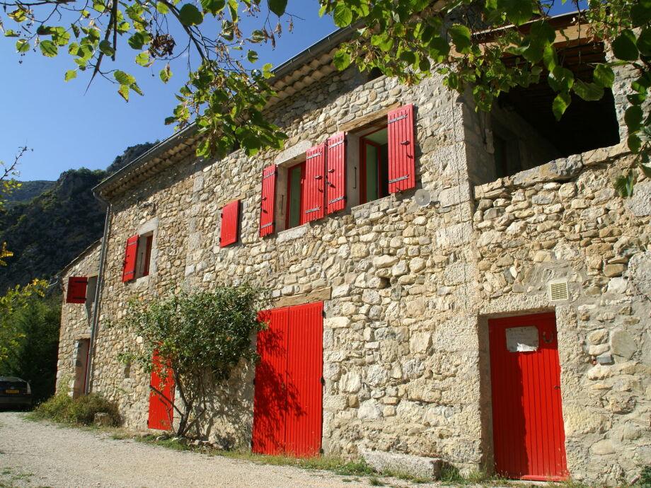 Außenaufnahme Maison de vacances - CORNILLON-SUR-L'OULE