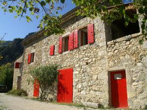 Ferienhaus Maison de vacances - CORNILLON-SUR-L'OULE