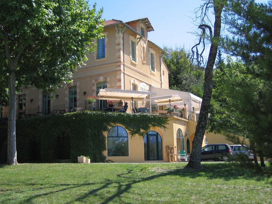 Außenaufnahme Chateau des Gipières