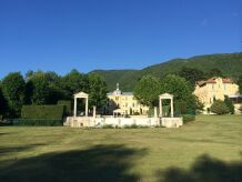 Ferienwohnung Au château près du Ventoux II