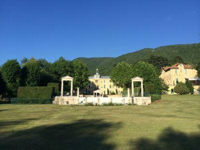 Au château près du Ventoux II