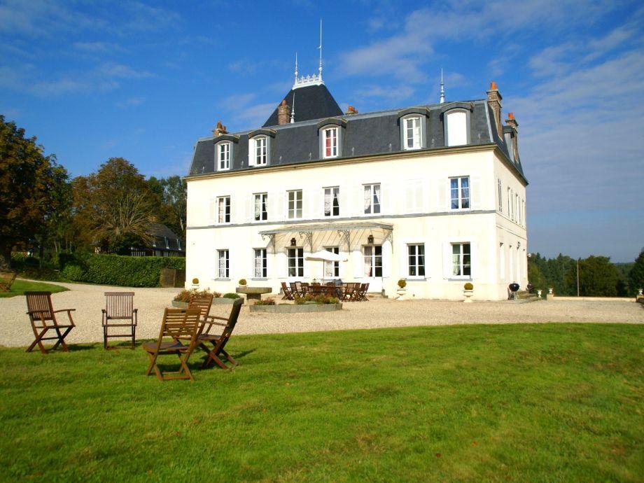 Außenaufnahme Château Saint Gervais