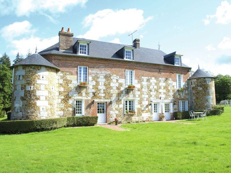 Ferienhaus Maison de vacances - La Trinité de Réville