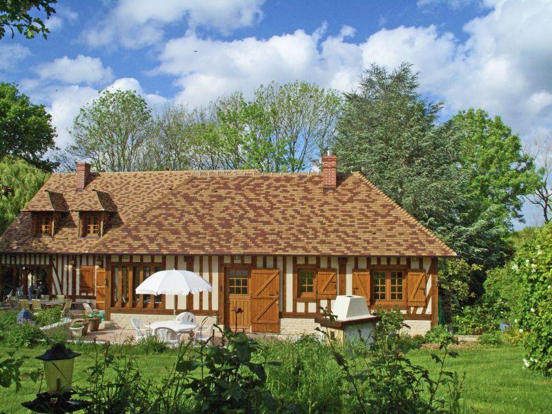 Ferienhaus Maison de vacances Dampsmesnil