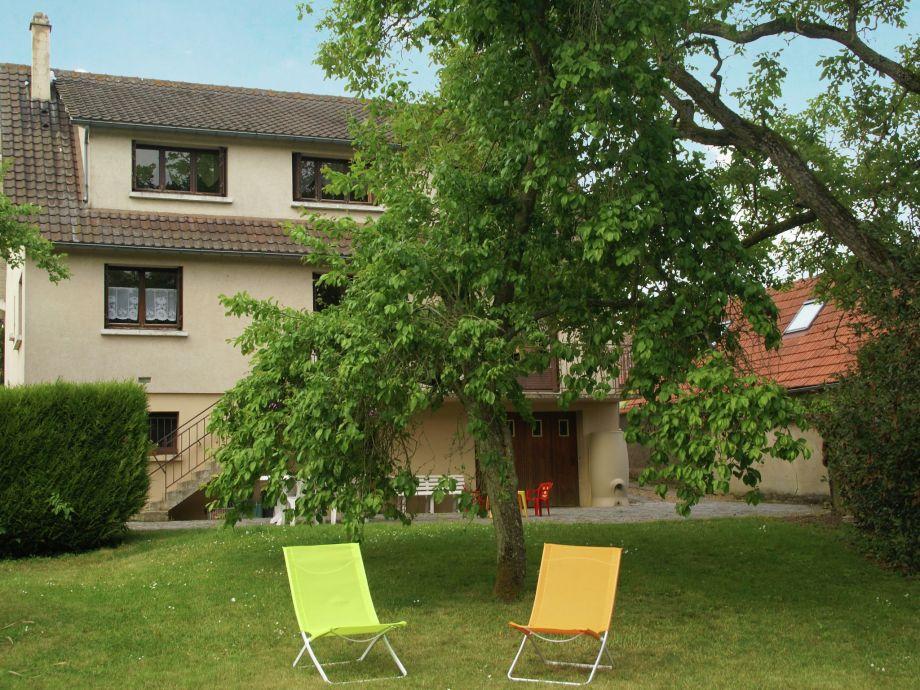 Außenaufnahme Maison de vacances - FONTENAY-SUR-EURE