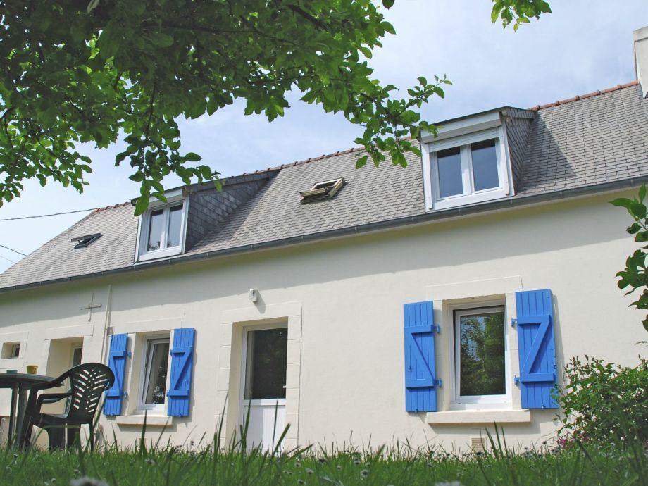Außenaufnahme Maison de vacances - FOUESNANT