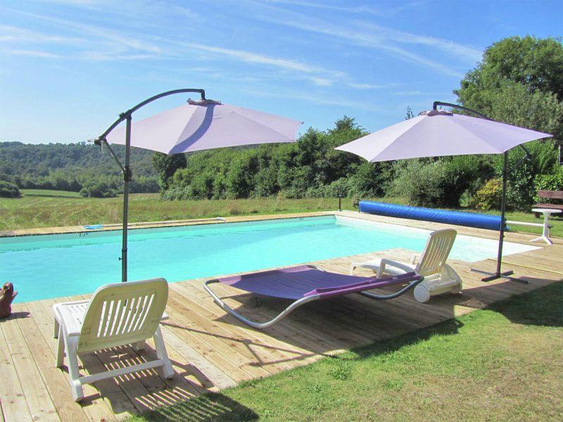 Ferienhaus Maison avec piscine et sauna