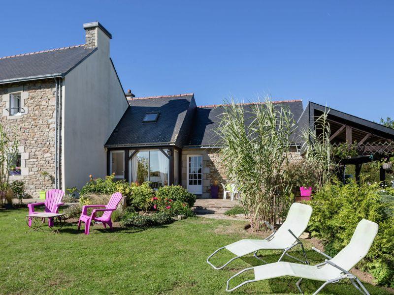 Ferienhaus Maison bretonne au vert