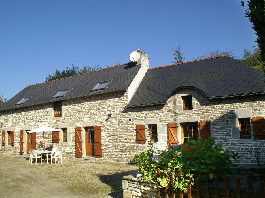 Außenaufnahme Maison de vacances - BANNALEC