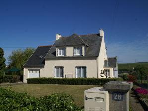 Ferienhaus Maison de vacances Saint Nic Pentrez