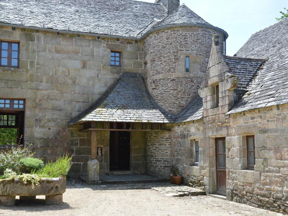 Außenaufnahme Le Manoir de Coatanscour