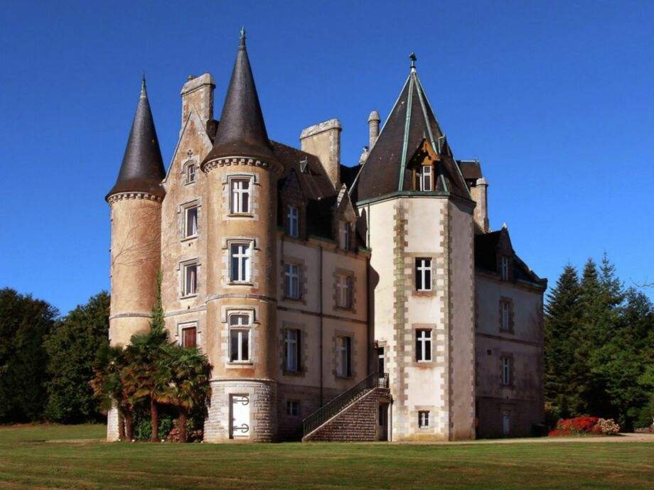 Außenaufnahme Le Chateau
