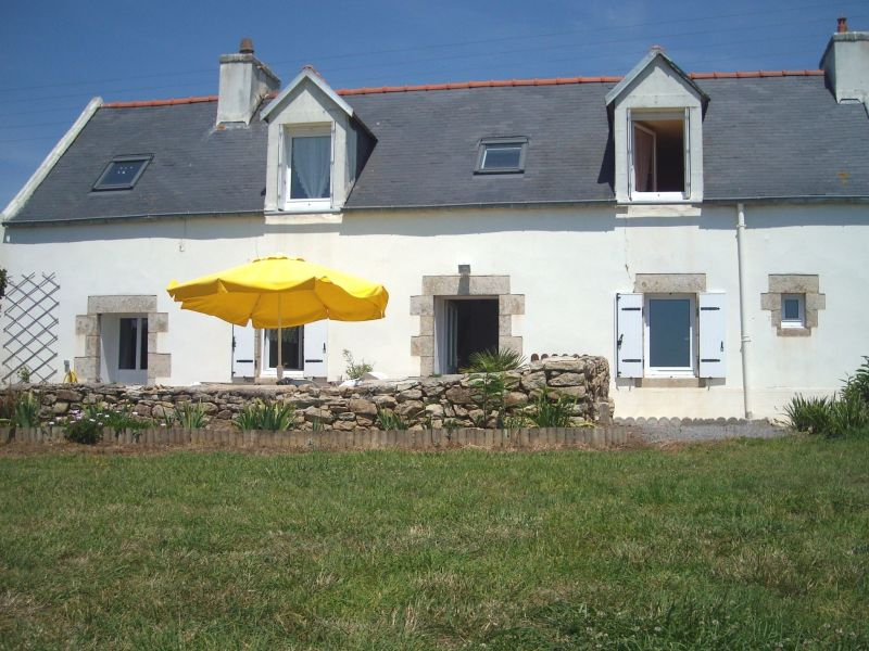 Ferienhaus Maison avec jardin et vue sur mer