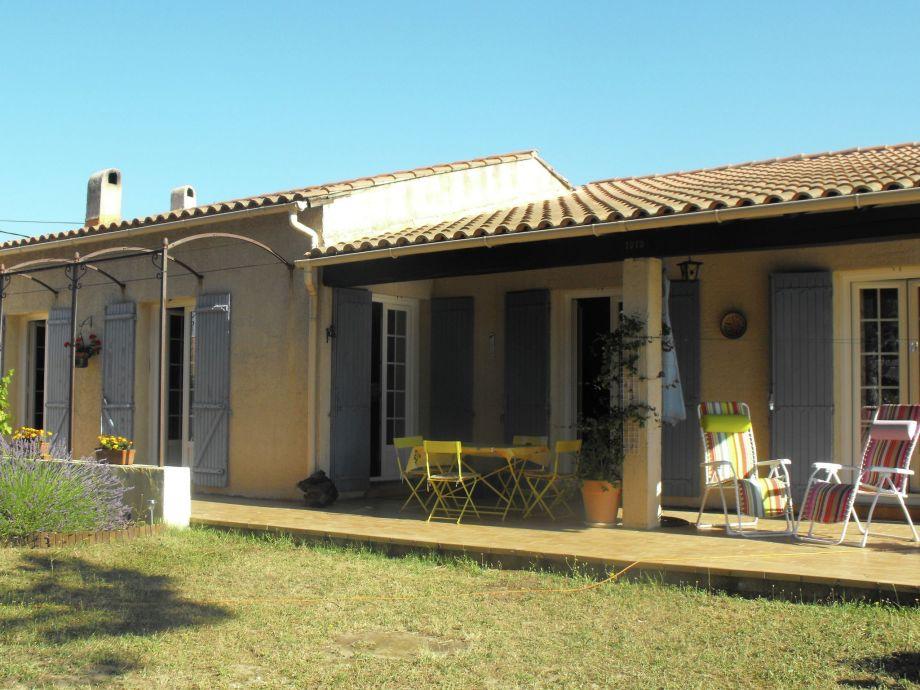 Außenaufnahme Maison de vacances - PUJAUT