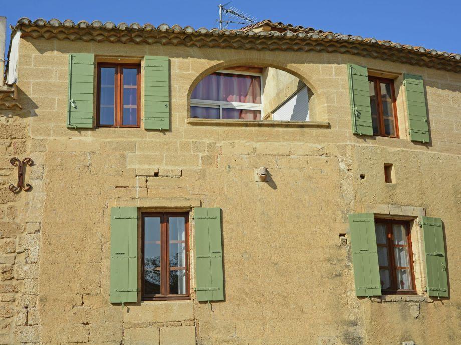 Außenaufnahme Maison de vacances - VERS-PONT-DU-GARD