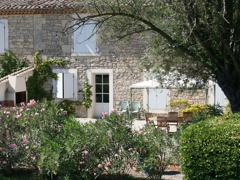 Außenaufnahme Domaine de Chaberton  Maison 'Les Tamaris'