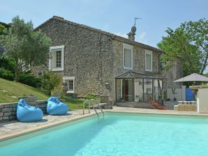 Villa Brouzet-Lès-Quissac, Haus-Nr: FR-30260-09