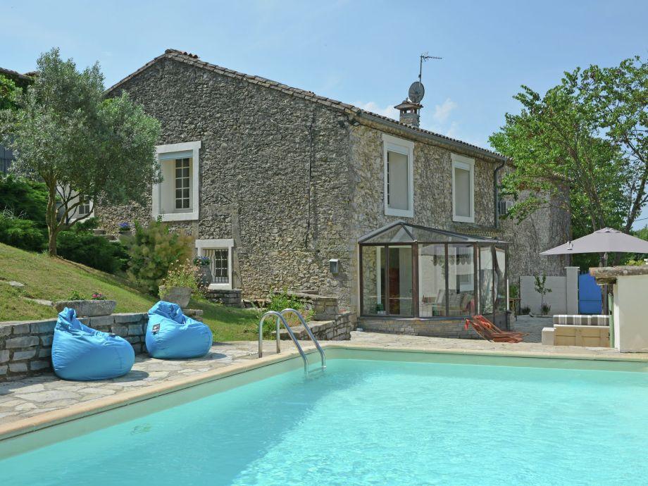 Außenaufnahme Brouzet-Lès-Quissac, Haus-Nr: FR-30260-09