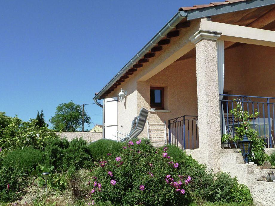 Außenaufnahme Maison de vacances - ANTIGNARGUES