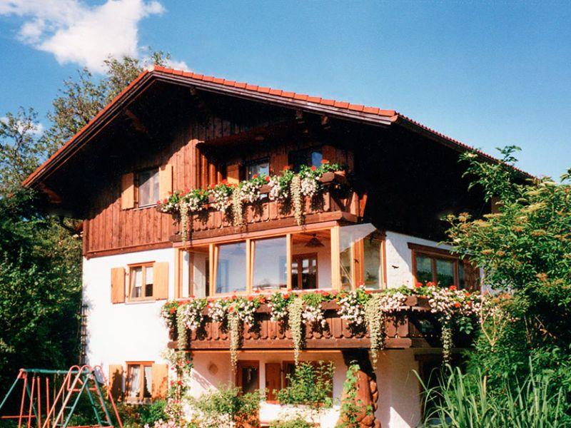 Ferienwohnung Haus am Burgwald