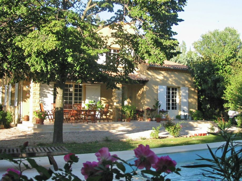 Außenaufnahme Entre Uzès Arles et Avignon