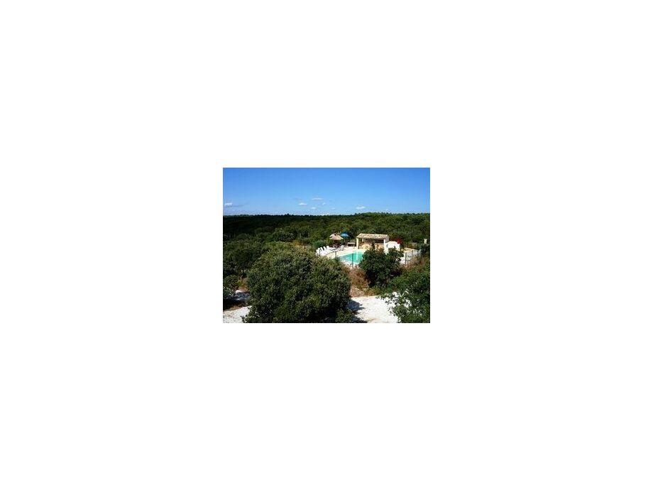 Außenaufnahme Villa Heléna