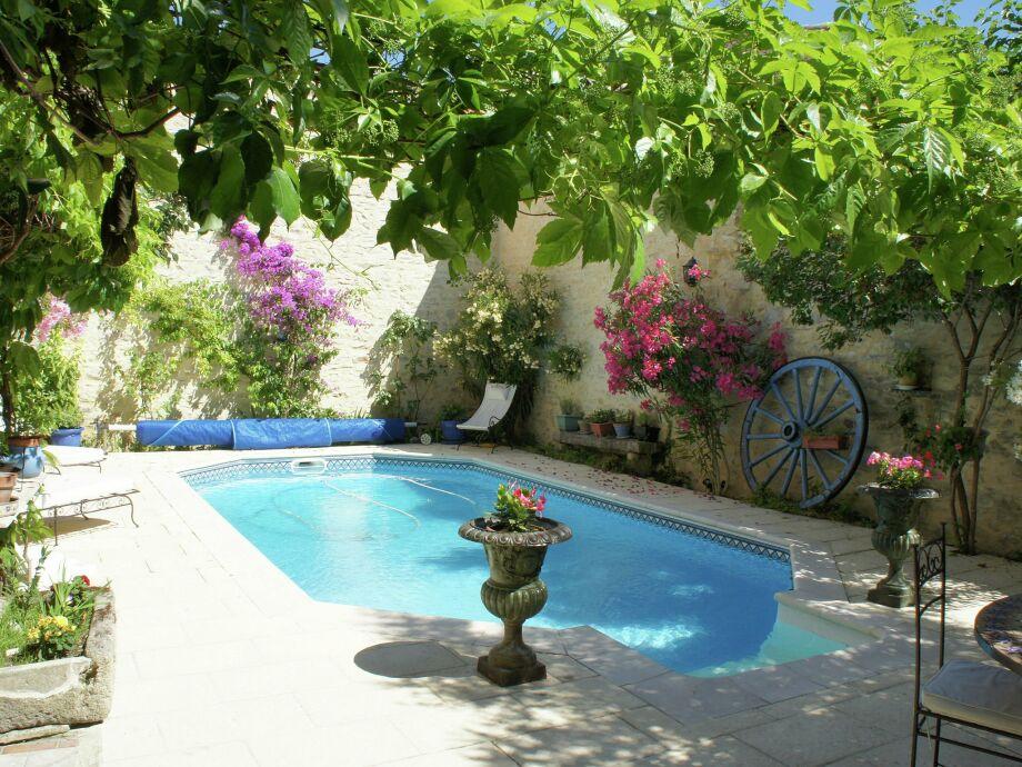 Außenaufnahme Villa Catherina