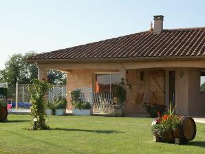 Ferienhaus Maison de vacances - GAZAX-ET-BACCARISSE