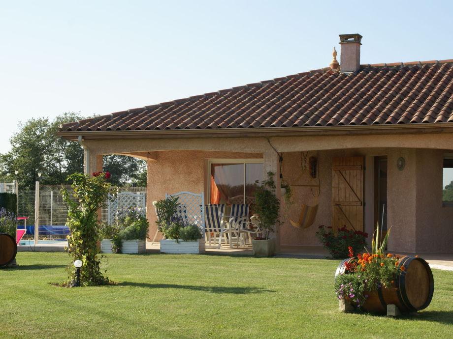 Außenaufnahme Maison de vacances - GAZAX-ET-BACCARISSE
