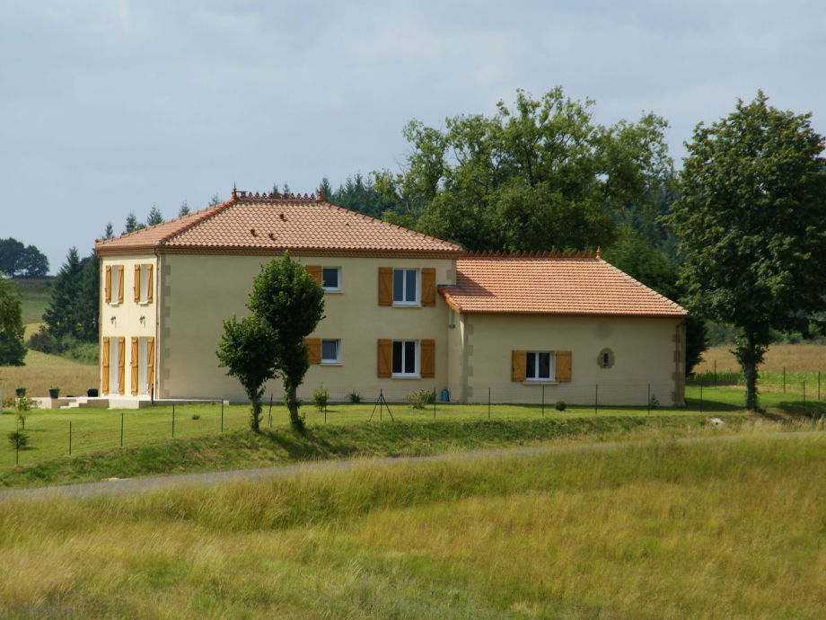 Außenaufnahme Villa - BASSOUES