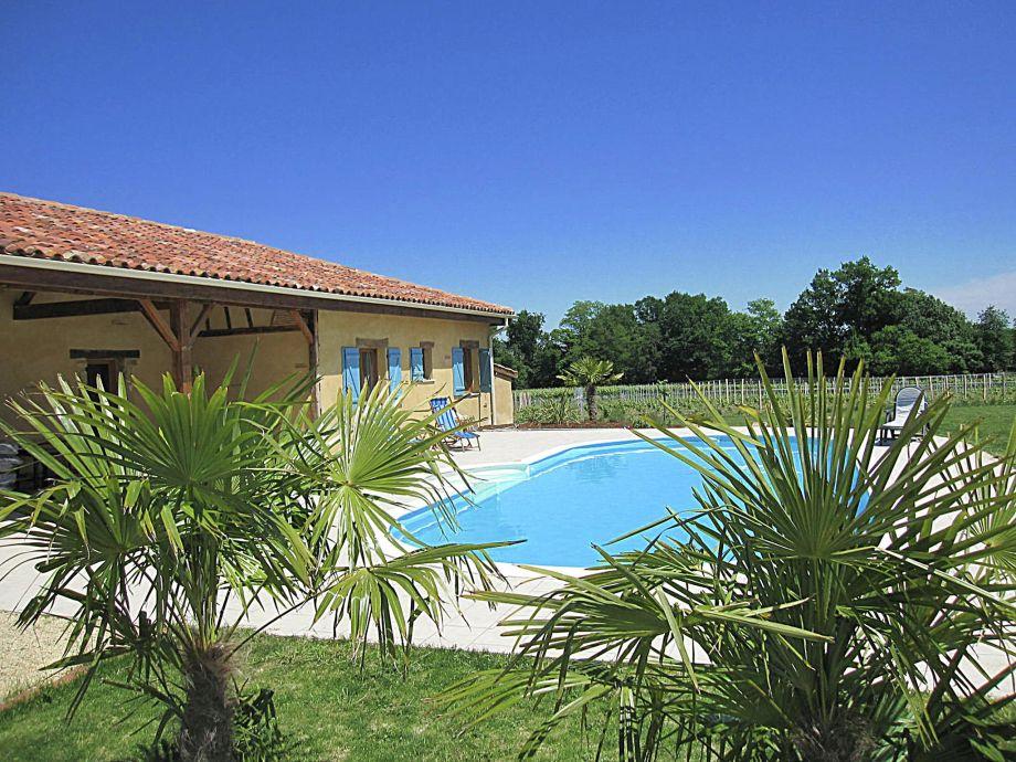 Außenaufnahme Villa Alain